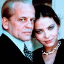 Ornella Muti and Klaus Kinski