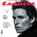 Eddie Redmayne - Esquire Magazine Cover [Mexico] (January 2021)