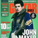 John Mayer - Guitar World Magazine Cover [United States] (September 2018)