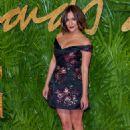 Caroline Flack –2017 Fashion Awards in London - 454 x 680