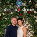 Gemma Arterton – Men's Final Day at the Wimbledon 2019 Tennis Championships in London - 454 x 681