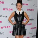 Jamie Chung - Nylon Magazine 12 Anniversary Issue Party with the 'Sucker Punch' cast at Tru Hollywood on March 24, 2011 in Hollywood, California