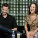 Shane West and Maggie Q - 'Nikita' Panel During The 2010 Summer TCA Tour Day 2 At The Beverly Hilton Hotel On July 29, 2010 In Beverly Hills, California