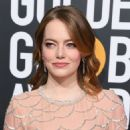Emma Stone At The 76th Annual Golden Globes (2019) - 454 x 488