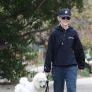 Kathryn Newton – Walking her dogs in Los Angeles - 454 x 681
