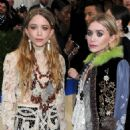 Mary-Kate and Ashley Olsen – 2017 MET Costume Institute Gala in NYC - 454 x 681