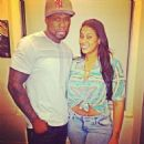 50 Cent and Tattedup Holly