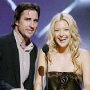 Luke Wilson and Kate Hudson At The 2003 MTV Movie Awards
