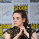 Danielle Panabaker – The Flash Movie Panel at Comic-Con 2017 - 454 x 612