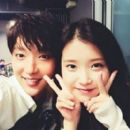 Iu and Joon-Gi Lee