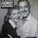 Odile Versois - Radio Cinéma Télévision Magazine Cover [France] (8 January 1956)