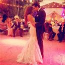 Frankie Delgado during his June 15,2013 wedding Reception - 454 x 456
