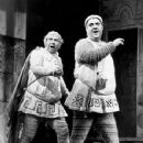 A Funny Thing Happened On The Way To The Forum 1962 Broadway Cast - 351 x 463