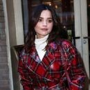 Jenna Coleman – Cosmo's 100 Most Powerful Women Luncheon in NYC December 12, 2017 - 454 x 665