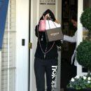 Kylie Jenner Leaving Epione Skin Care Center In Beverly Hills