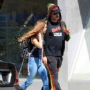 David Arquette was seen out taking his daughter Coco shopping in Beverly Hills, California on March 24, 2017 - 454 x 568