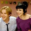Krysten Ritter and Dan Stevens