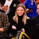 Sydney Sweeney – New York Knicks v New Orleans Pelicans preseason game in NY - 454 x 510