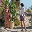 Kate Moss – Seen on the beach on her holidays in Formentera