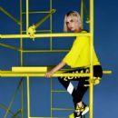 Cara Delevingne – Puma Muse Cut-out Sneaker 2018 Campaign - 454 x 601