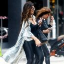 Teresa Giudice heads out for lunch with a friend - 454 x 681