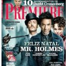 Robert Downey Jr. - Premiere Magazine [Portugal] (December 2009)