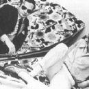 John Lennon and Brian Epstein - 400 x 279