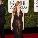 Jessica Chastain: 72nd Annual Golden Globe Awards 2015- Arrivals