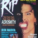 Steven Tyler - Rip Magazine Cover [United States] (July 1993)