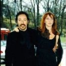 Bruce Springsteen and Patti Scialfa - 202 x 251