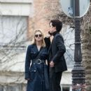 Lili Reinhart and Cole Sprouse – Out in Paris 04/02/2018 - 454 x 681
