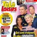 Karine Le Marchand - Tele Loisirs Magazine Cover [France] (25 March 2017)