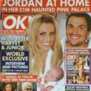 Katie Price - OK! Magazine Cover [United Kingdom] (2 August 2005)