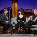 Caitriona Balfe and Sting At The Late Late Show with James Corden (2020) - 454 x 302