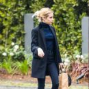 Emma Roberts in Tight Jeans – Visits a friend in Los Angeles