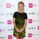 Fearne Cotton attends the launch her SS13 fashion collection for Very.co.uk at Claridges Hotel, London