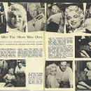 Marilyn Monroe - TV Guide Magazine Pictorial [United States] (16 July 1955) - 454 x 334