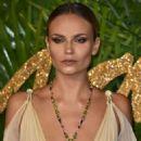 Natasha Poly–2017 Fashion Awards in London - 454 x 680