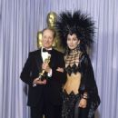 Cher and Don Ameche - The 58th Annual Academy Awards (1986) - 454 x 681