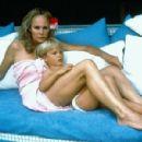 Ursula Andress with son Dimitri Hamlin - 454 x 299