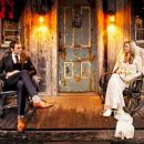 Claire Coffee and Chris Thile