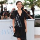 Natalie Portman A Tale Of Love and Darkness Photocall At 2015 Cannes Film Fest
