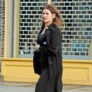 Nigella Lawson out in Notting Hill - 454 x 735