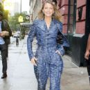 Blake Lively – Arrives at New York Fashion Week in NYC