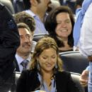 Kate Hudson Watches The New York Yankees Play The Texas Rangers,2009-06-02