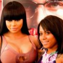 Blac Chyna at The Blac Chyna In Store at Blink Optical in Philadelphia, PA - May 30, 2015 - 454 x 328