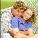 Joshua Jackson and Meredith Monroe In Dawson's Creek (1998) - 200 x 264