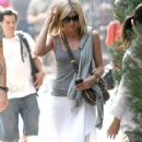 Jennifer Aniston's Sheer Sexy First Day of Summer