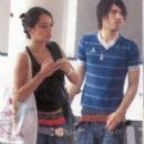 Alizee and Jeremy Chatelain