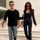 Mezhgan Hussainy and Simon Cowell - 434 x 594